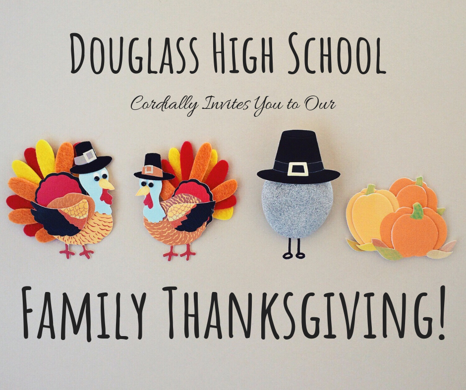 FDHS Family Thanksgiving Lunch!