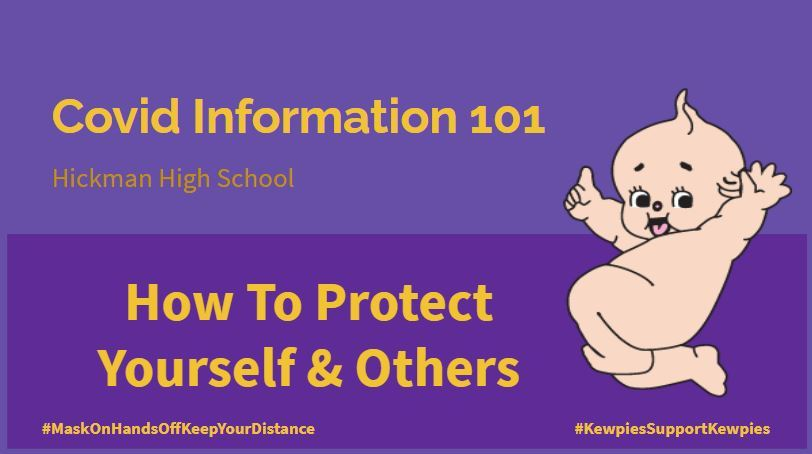 Hickman COVID Information: How to Protect Yourself and Others