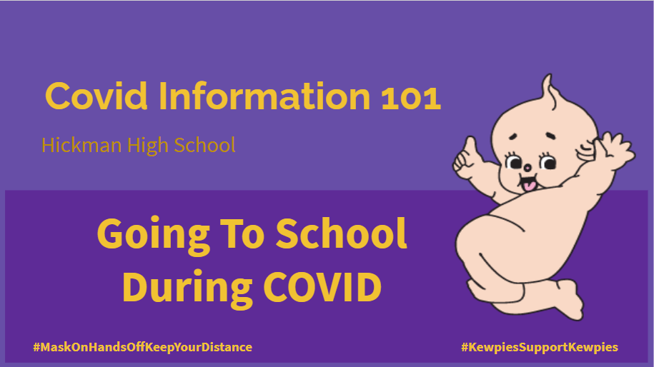 COVID Information 101: Going to School During COVID