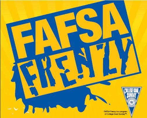 FAFSA Frenzy - Dec. 2 @ Columbia College