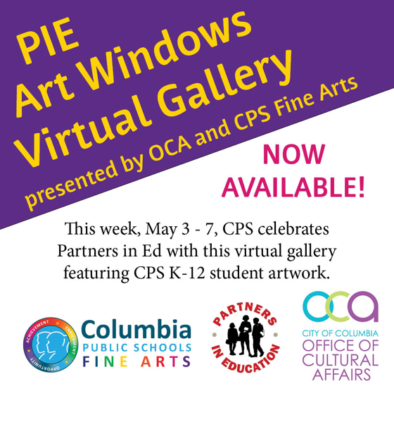 Partners in Education Art Windows Virtual Gallery