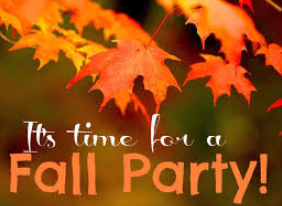 Fall Party Volunteer Sign Up