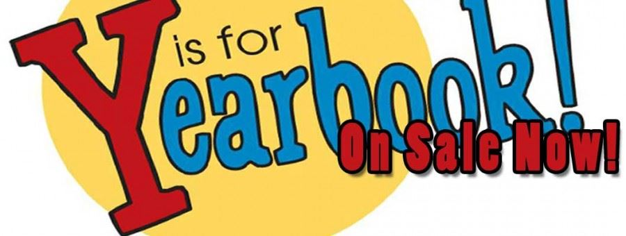 Yearbooks are on sale now! 2/1-2/28
