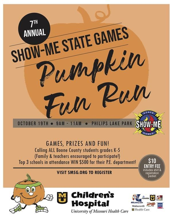 Pumpkin Fun Run!