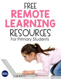 Resources for Remote Learning