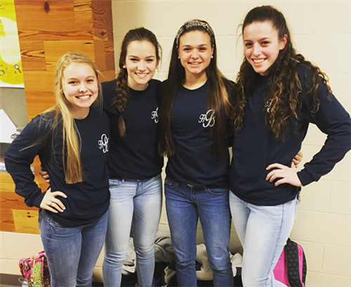 Battle students make Cheer USA team