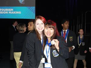 DECA International Competition