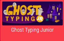 Ghost Typing, Jr.