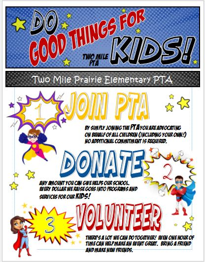 Join Our PTA!