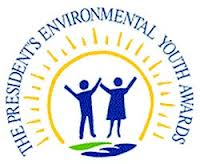 Do something green; get award from EPA.