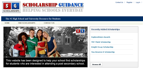 Scholarship Guidance
