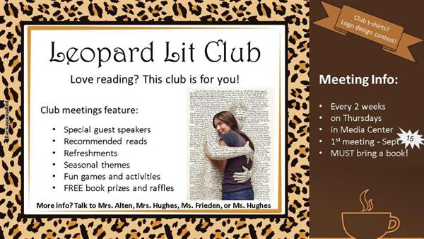 Leopard Lit Club