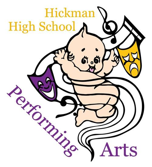 Kepwie Performing Arts Logo
