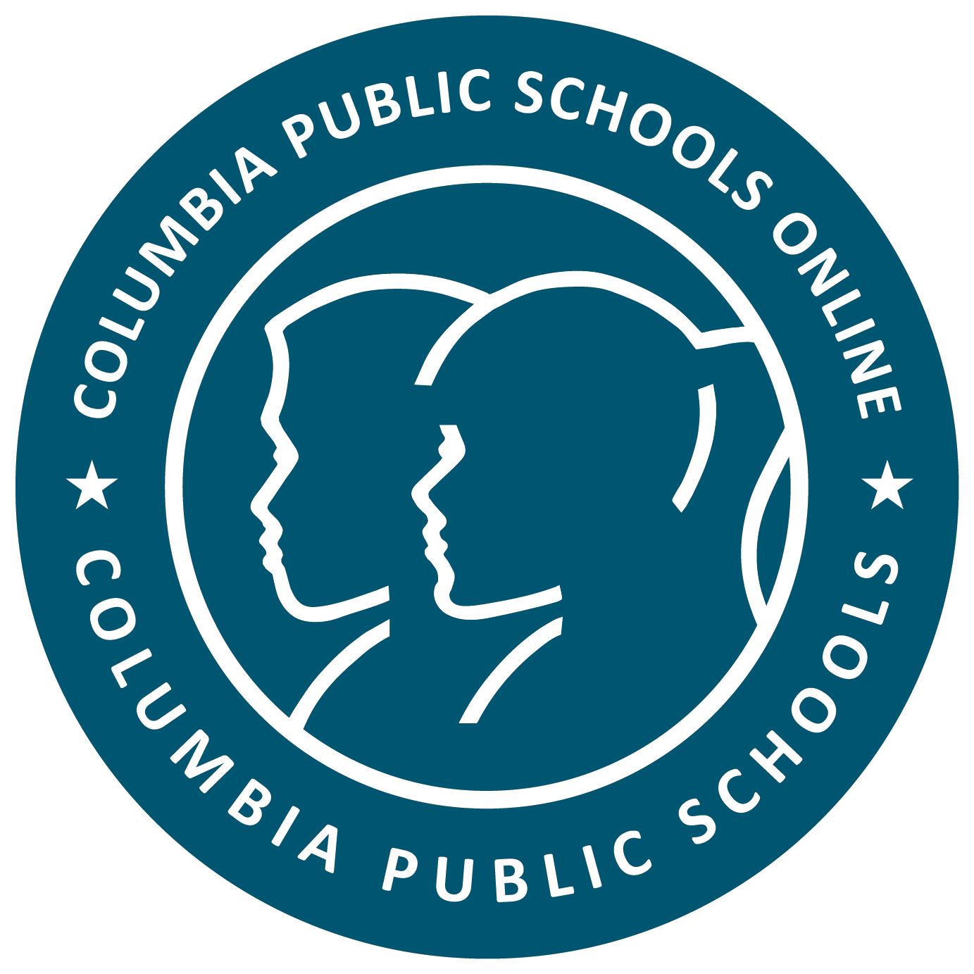 ColumbiaPublicSchoolsOnline Logo