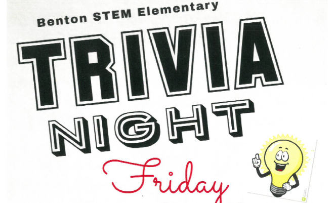 Trivia Night Nov. 9th