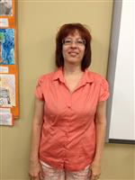 Theresa Smith, Educational Diagnostician