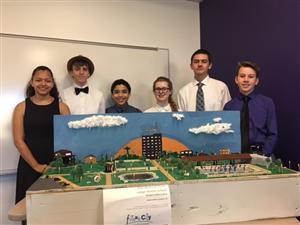 Lange Future City Team project